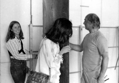 Nancy Stock-Allen, Harry Bertoia
