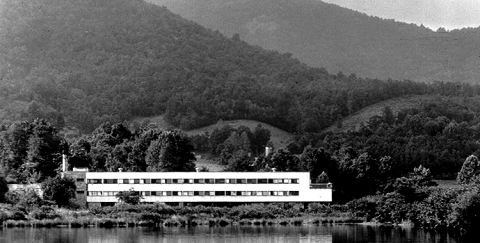 Black Mountain College on Lake Eden