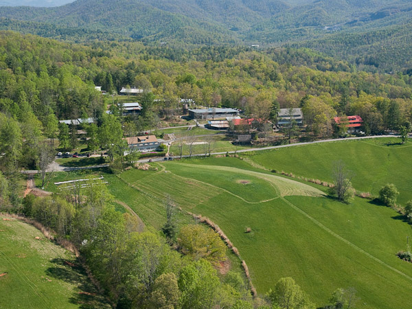 The Penland Campus (from Penland.org)