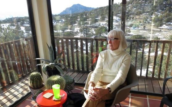 K. McCoy in Colorado, 2015