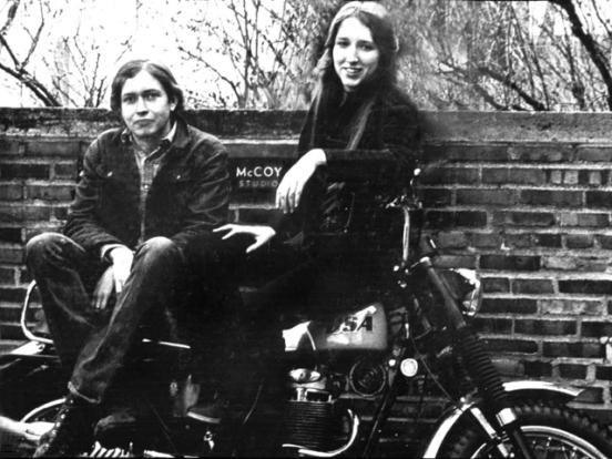 M. McCoy and K. McCoy, Cranbrook, early 1970's