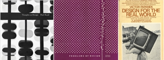 Design texts circa 1970