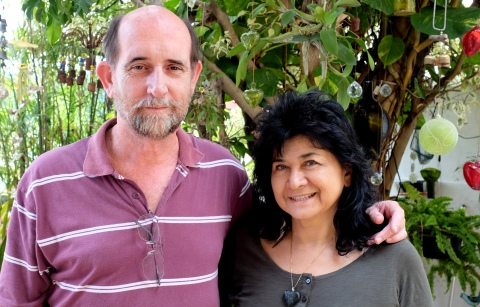 Mark and Yolanda Callaghan