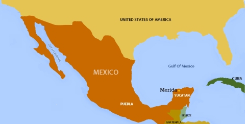 mexico map copy