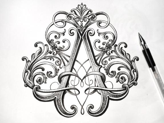 letteringa