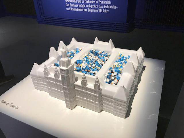 Candy building