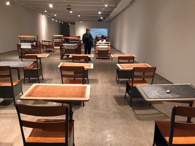 desks looms